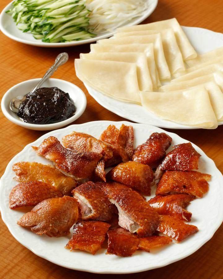 名物オーダー式北京ダック2時間食べ放題+料理100種類2時間食べ放題