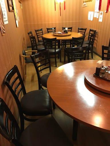 北京ダック食べ放題 本格中華 福招門 川口店 店内の画像