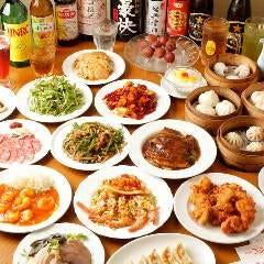 北京ダック食べ放題 本格中華 福招門 川口店