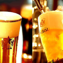 ■生ビール■全6種類ラインナップ!