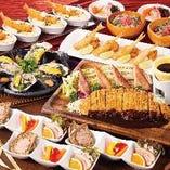 各種ご宴会コースをご用意しております。