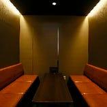 【完全個室/6名様まで】VIPソファの上質空間は、とっておきの一室