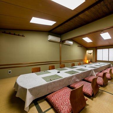 ふぐと季節料理 山田屋 関内  店内の画像