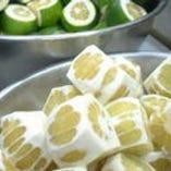 手絞り橙(だいだい)で作る自家製ポン酢