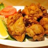 サンダカン風 スパイス鶏の唐揚げ