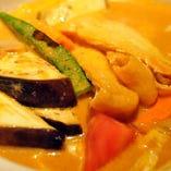 コタ・バル風 野菜カレー