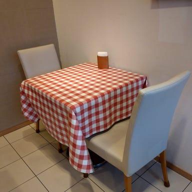 aozola cafe  店内の画像
