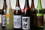 地元酒屋さんから日々レアな 日本酒・焼酎入荷中!