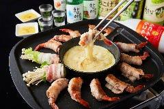 本格韓国料理と生サムギョプサル 金達莱 新大久保