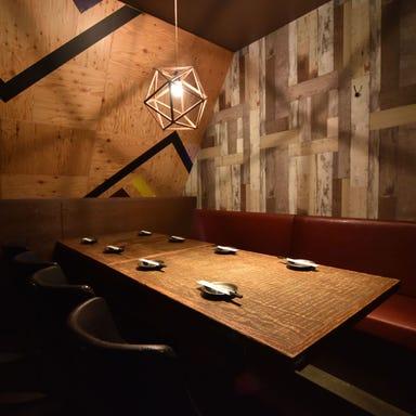 個室肉バル MEAT TOWN ミートタウン 吉祥寺店  店内の画像