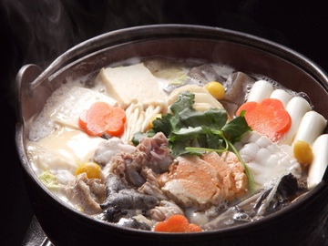 茨城の乡土料理 水户 山翠