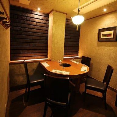 茨城の郷土料理 水戸 山翠  店内の画像