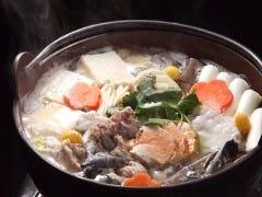 茨城の鄉土料理 水戶 山翠