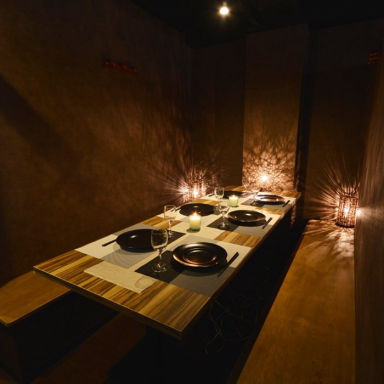 完全個室ダイニング 焼鳥食べ放題 鳥宴地 ‐とりえんち‐ 新橋店 こだわりの画像