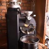 もともとコーヒー店だったこともあり機械も本格的