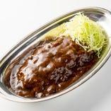 金沢が誇るご当地グルメのひとつ『金沢カレー』をご賞味あれ!