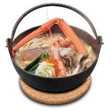 【自家製麺】海鮮ほうとう