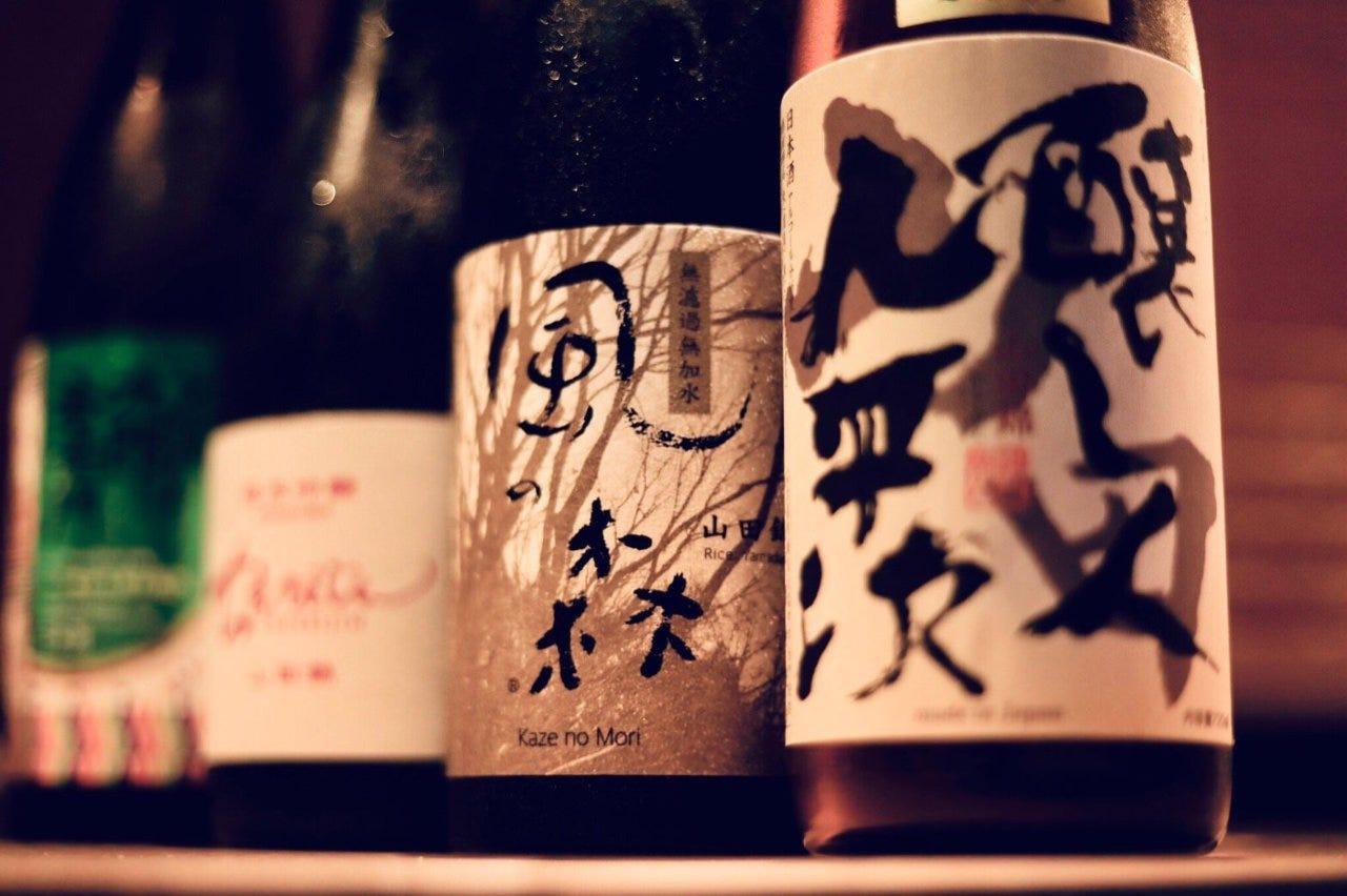 旬の日本酒や季節限定のお酒もご用意しております。