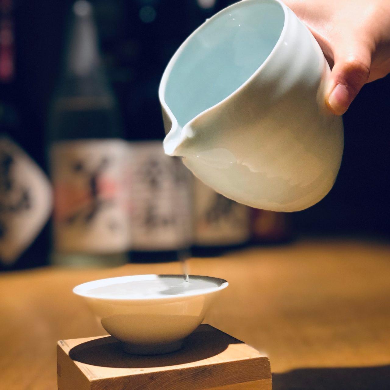 愛知の地酒はもちろん 全国の日本酒をご用意!