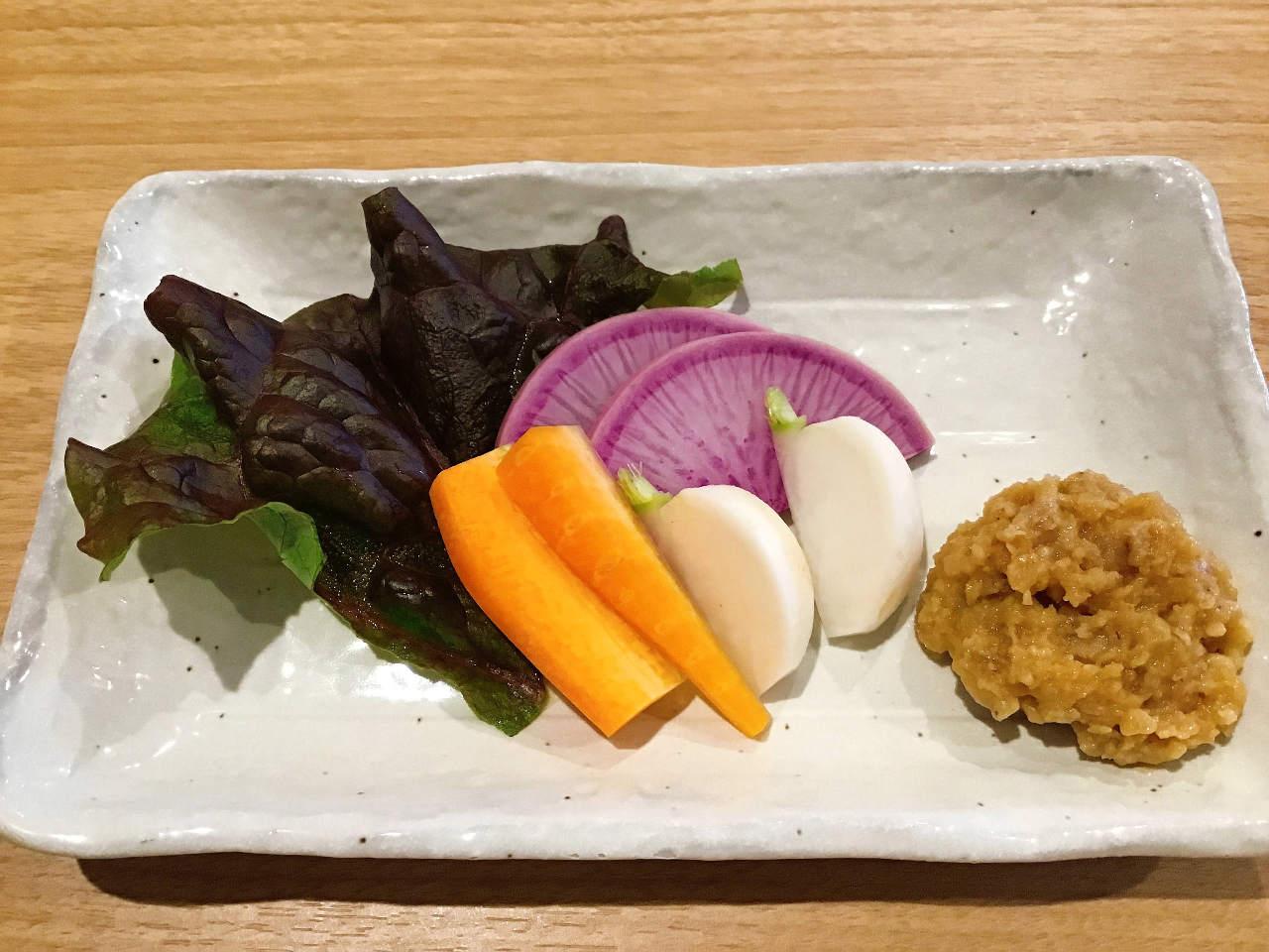 九州産のお野菜をふんだんに☆