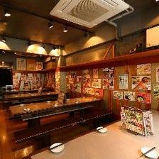 姉妹店「新宿エリア6店舗」