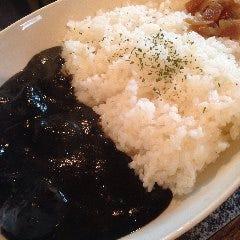 【イベリコ豚】黒カレー