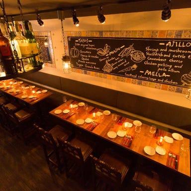 イタリアン&スペイン料理 大手町ZION こだわりの画像