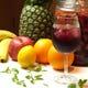 女性人気 No.1 5種のフルーツを漬け込んだ、自家製サングリア☆