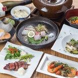 【コース】 熊本の郷土料理も味わえる!宴会にも観光にも最適