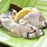 広島のグルメ牡蠣をご堪能ください。