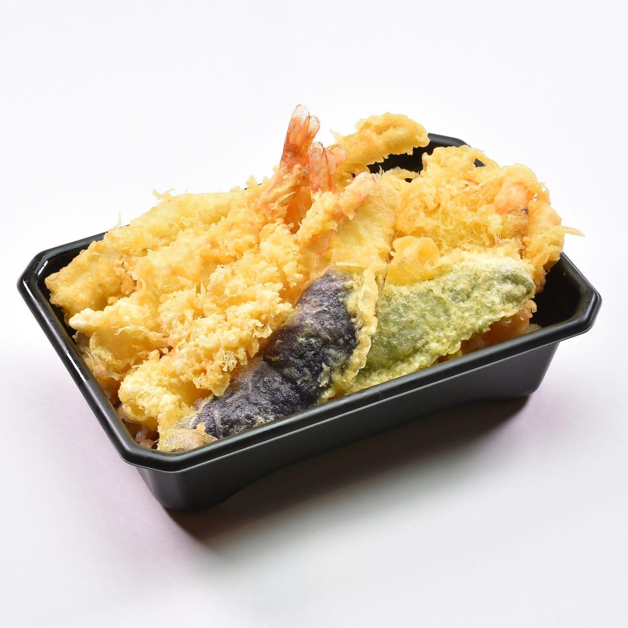 【レストラン店限定】特上天丼弁当