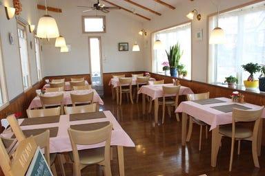 レストラン ルッコラ  店内の画像