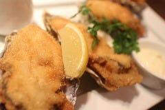 生牡蠣使用の牡蠣料理