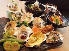 「プレミアム生牡蠣食べ放題」5480円