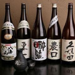日本酒 海鮮 二六丸 名駅店