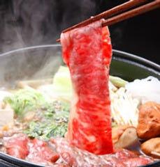 甲州牛鍋料理 紅梅や  こだわりの画像