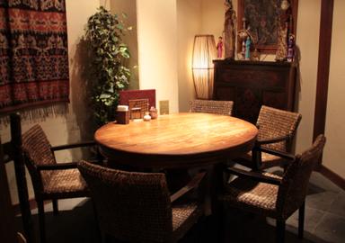asian cafe Chai Dee  店内の画像