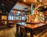 「癒し」と「和み」溢れる空間で アジアンリゾート気分を満喫