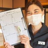 ◆スタッフのマスク着用、手洗い・消毒の徹底、検温を実施