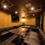 【完全個室】最大15名様のご宴会に最適な完全VIP個室