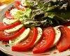 完熟トマトのモッツァレラサラダ