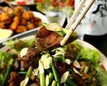 ◆ 鶏レバーガーリック炒め ◆