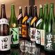 日本酒(4合瓶or一升瓶)のテイクアウトも出来ます。
