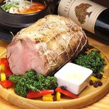 渾身 ! 自家製ローストポーク Original Roast Pork
