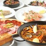 スペイン料理で宴会はいかがでしょうか♪貸切もOKです◎