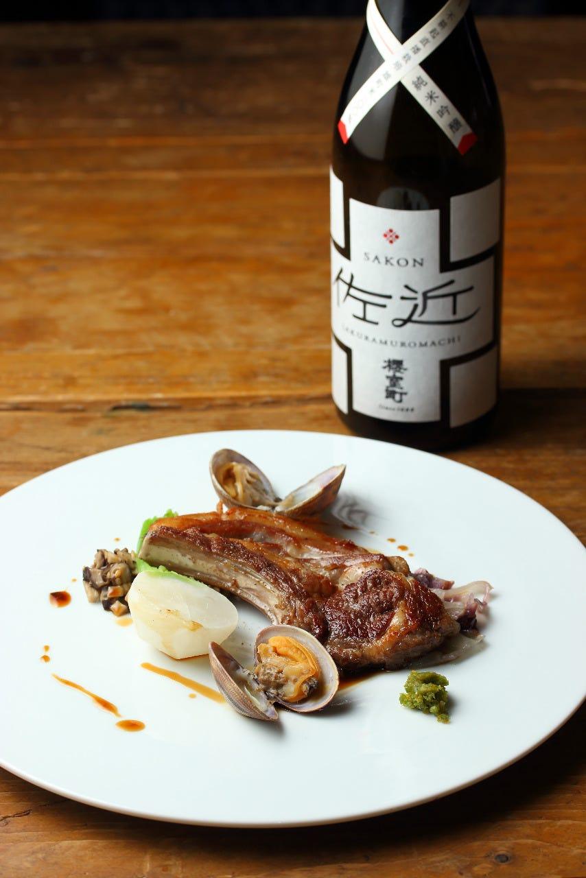 肉料理&魚料理&パスタ