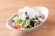 ルッコラとパルミジャーノのグリーンサラダ
