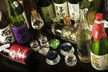 全国の人気、入手困難な銘柄を20〜30種人気10種の飲み放題も!