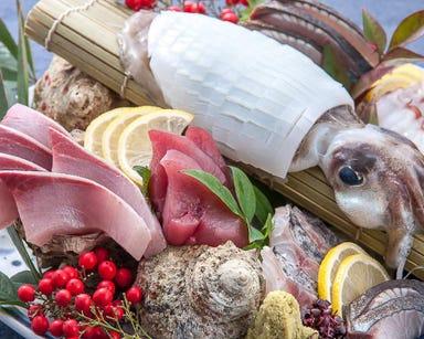 旬の魚と炙り焼き 月まる海 大橋店 メニューの画像