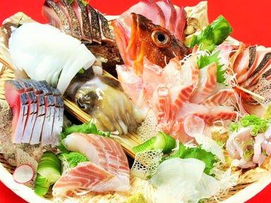 旬の魚と炙り焼き 月まる海 大橋店 こだわりの画像